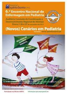 6º Encontro Nacional de Enfermagem em Pediatria