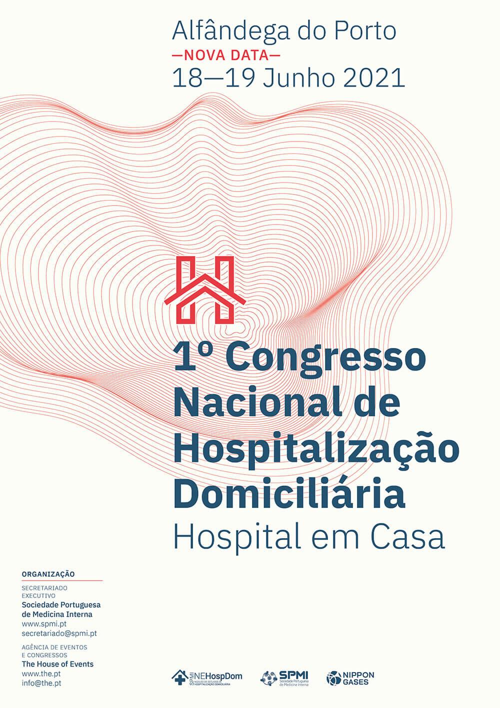 1º Congresso Nacional Hospitalização Domiciliaria
