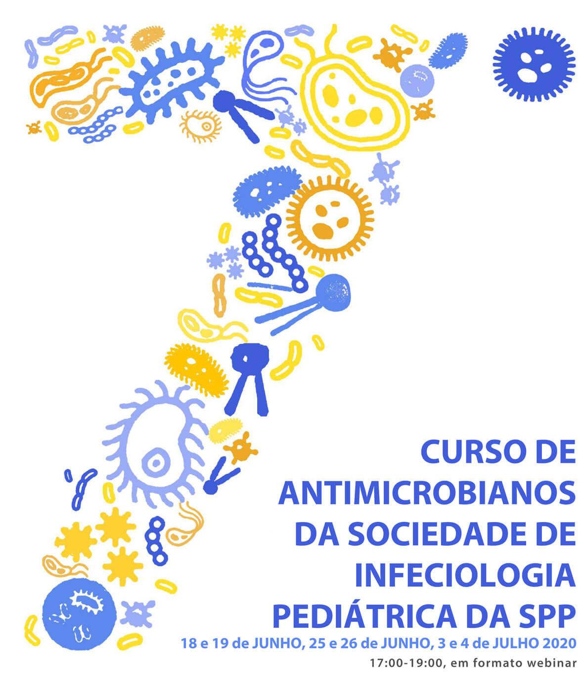 7º Curso de Antimicrobianos da SIP-SPP